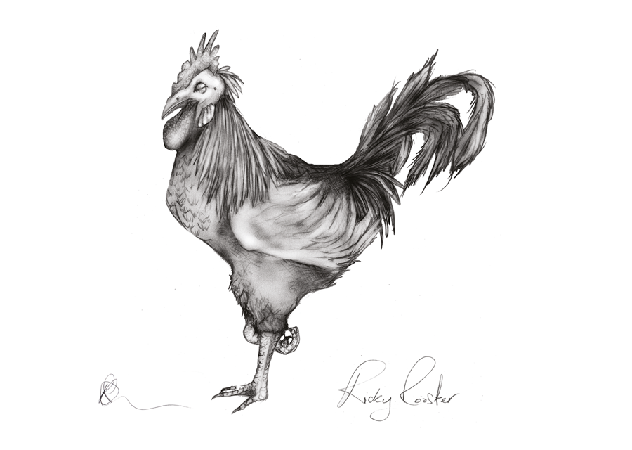 Ricky Rooster